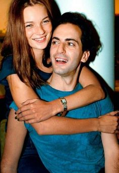 Throwback Thursday, Kate & Marc