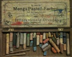 Mengs Pastell