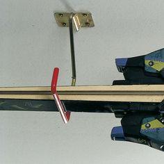 Ceiling Ski Storage @Taylor Ann In The Hallways?