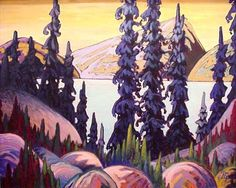 Great Canadian Artist: James Edward Hergel 1961-
