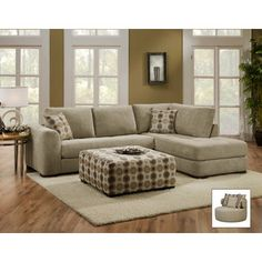 FREE SHIPPING! Shop Wayfair for dCOR design York Right Hand Facing Sectional - Great Deals on all Furniture products with the best selection to choose from!
