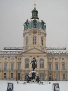 Charlottenburg Palace, Germany.