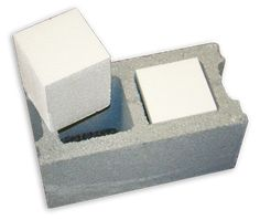 EPS Concrete Block Insulation - Universal Foam Products