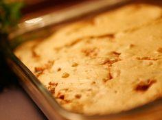 JÁ FIZ: Torta de legumes de liquidificador