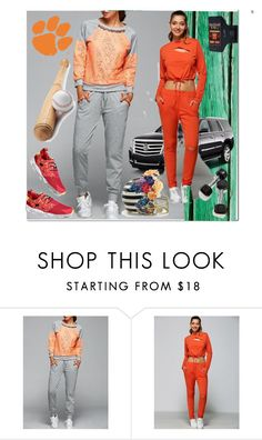 """""""Sport#Fit#Girl"""" by bamra ❤ liked on Polyvore featuring NIKE"""