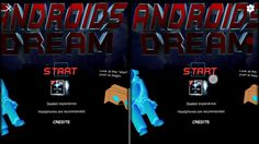 Androids Dream VR SBS HD Gameplay, VR/Cardboard/Active/Passive