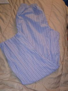 ~ New With Tags 40-42 Izod Cotton Flannel Pajama Lounge Pants ~ Size XL
