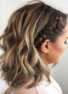 El 2018 sin duda te presenta los peinados mas inspiradores y fáciles de hacer. Hay muchas opciones para lucir tu cabello maravillosamente increíble.