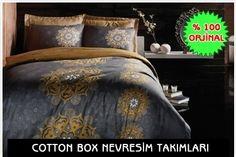 COTTON BOX EV TEKSTİLİ