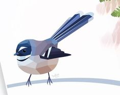 Unique New Zealand wildlife art posters & games. by tinykiwiPrints Modern Fine Art Prints, Geometric Artwork, Simple Artwork, Art Calendar, Kiwiana, Baby Deer, Animal Nursery, Wildlife Art, Bird Art