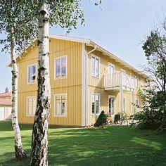 Apartamentos en Suecia. Boklok