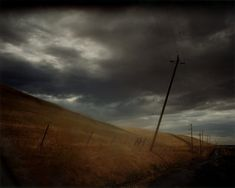 Untitled #3277 Todd Hido - stormy