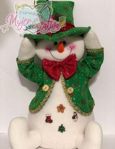 Snowman, Nova, Christmas Ornaments, Sewing, Holiday Decor, Home Decor, Christmas Decor, Papa Noel, Christmas Houses