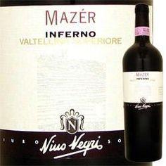 Nino Negri Valtellina Superiore - Inferno Mazér