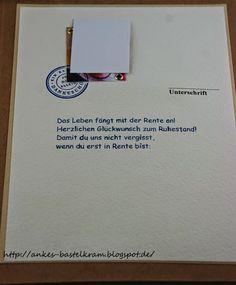 Bild Urkunde WOHLVERDIENTER RUHESTAND No. 2 rot | Cards ...