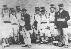 HISTORY OF MORRIS DANCING