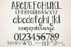 Go Doodling, Scratching Font - Fonts