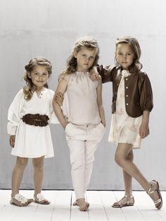 Pale Cloud una moda muy suave para las niñas http://www.minimoda.es