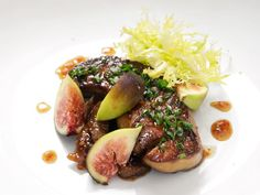 How to Pan Sear Foie Gras. #howto #duck