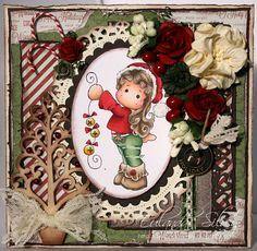 Cards and More Cards: Jingle Jangle Tilda