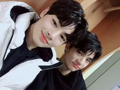 Jeongin and Hyunjin Stray Kids