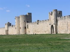 Aigues Mortes in the Camargues