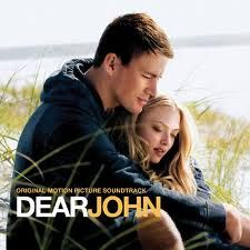 Channing Tatum and Amanda Seyfriend in Dear John, based on the Nicholas Sparks book. Nicholas Sparks, Dear John Movie, Dear John 2010, Querido John, Beau Film, Amanda Seyfried, Channing Tatum, Cher John, Joshua Radin