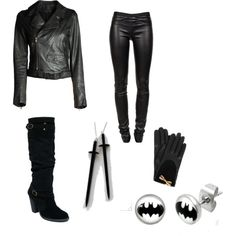"""Talia Al Ghul"" by soundofinevitability on Polyvore"