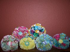 Headbands/Hairbows by BrooklynsBoutique2 on Etsy, $12.00 Custom Made Clothing, Hairbows, Headbands, Etsy, Head Bands, Hair Ornaments, Hair Bows, Bows