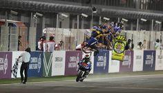 Victoria de Jorge Lorenzo en MotoGP Qatar 2013