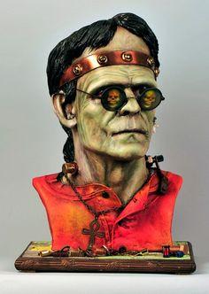 Not Frankenstein, call me Frankie!