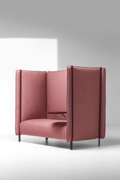 Lounge seating design armchairs 21 Ideas for 2019 Corner Seating, Booth Seating, Banquette Seating, Floor Seating, Lounge Seating, Public Seating, Office Seating, Diy Furniture, Furniture Design
