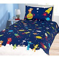 ASDA Robospace Duvet Cover Set - Single | Bedding | ASDA direct