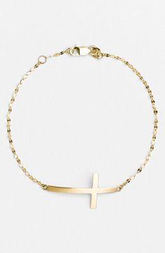 Lana Jewelry Cross Station Bracelet