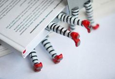 There's no place like the page you're on.   24 Brilliant Bookmarks You Need In Your Life
