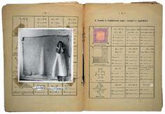 The In-Between: Francesca Woodman's Notebook