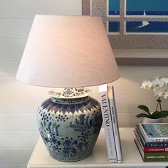 What a lovely sunny hump day it's been! Just arrived in store our stunning blue and white lamps, they are true beauties!! Always with love @chrissyandco1 #lamps #designblogger #designbooks #bellevuehill #doublebay #imagination #instablogger #interiors #interiorhome #interiorblogger #beautifulhomes