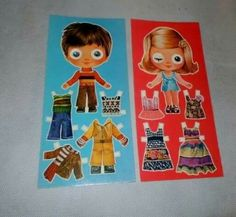 Paper Dolls, Memories, Education, Fictional Characters, Nostalgia, Paper Puppets, Training, Fantasy Characters, Educational Illustrations