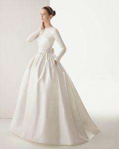 rosa clara gown - Google Search