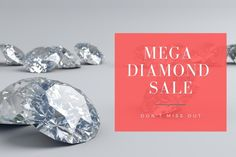 Our mega diamond sale is now on. Don't miss out on this incredible, once in a lifetime opportunity to get a diamond ring less than its value. Diamond Sale, Diamond Rings For Sale, Dublin, Jewellery, Jewels, Engagement Rings, Enagement Rings, Wedding Rings, Jewerly
