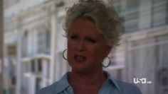 "Burn Notice 4x12 ""Guilty as Charged"" - Madeline Westen (Sharon Gless)"