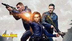 Angeschaut: Killjoys Staffel 1 – Cowboy Bebop trifft auf Firefly (BluRay)