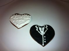 One style of wedding cookies that I make.