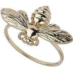 TOPSHOP Bee Ring
