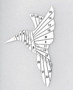 IRIS folding patterens - Bing Images