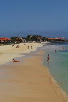Beaches - Island Of Sal - Cape Verde - Riu Funana