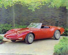 1962 Chevrolet Corvair Monza GT Concept