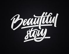 """Check out new work on my @Behance portfolio: """"another lettering Beautiful story"""" http://be.net/gallery/44710635/another-lettering-Beautiful-story"""