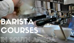 Become an expert coffee maker. Barista courses are the way to go to keep up with South Africa's growing coffee drinking population. Coffee Barista, Coffee Drinkers, Coffee Art, Coffee Cups, Coffee Maker, Barista Course, How To Make Coffee, Coffee Recipes, South Africa