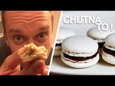 Jak si omotat chlapa? Naučte se recept na MAKRONKY a CLUB SANDWICH, CHUTNÁ TO?! - YouTube